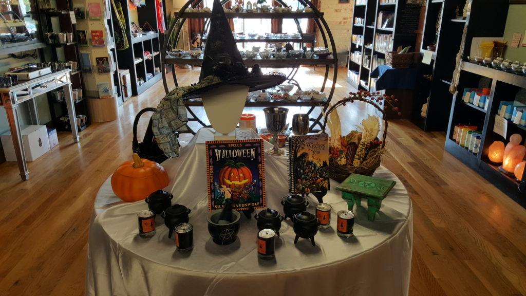 Halloween at Illuminations