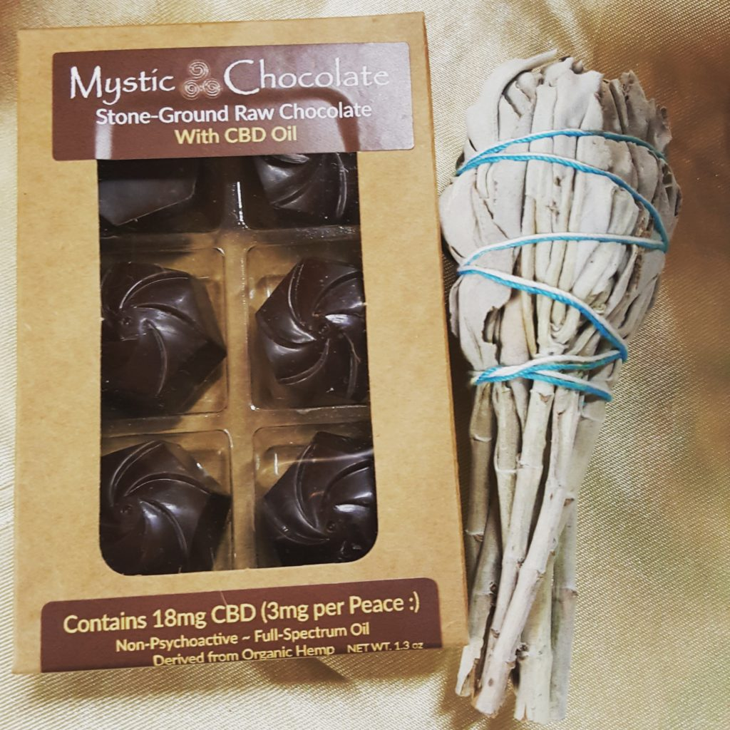 Mystic Chocolate and White Sage Bundle