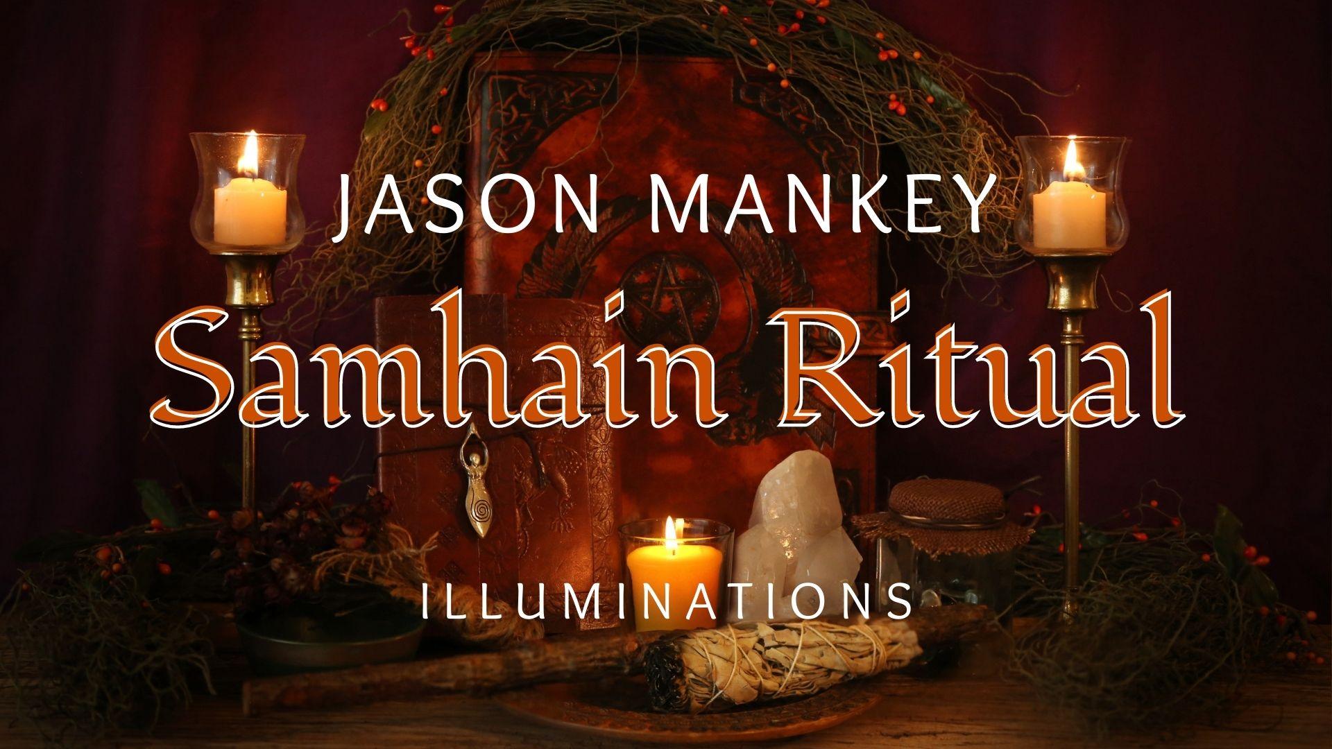 Samhain Ritual with Jason Mankey